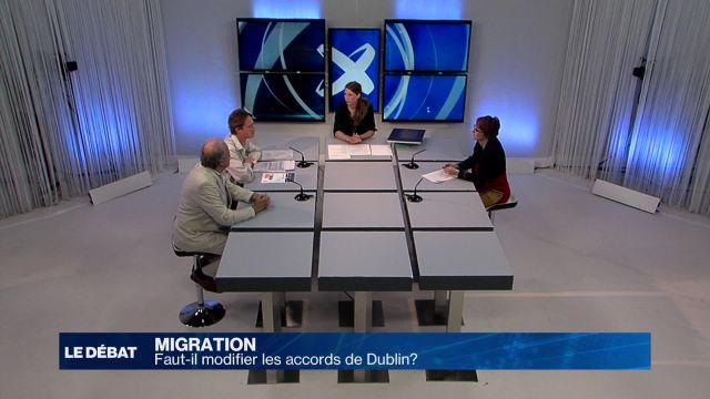Faut-il modifier les accords de Dublin?
