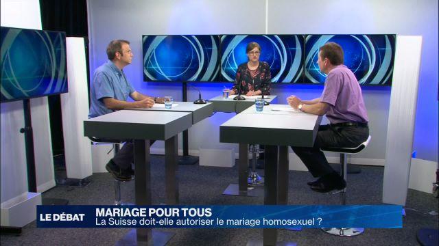 La Suisse doit-elle autoriser le mariage homosexuel ?