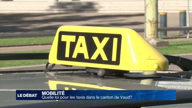 L'arrivée d'Uber doit-elle chambouler la loi sur les taxis ?