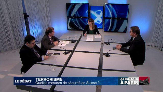 Quelles mesures sécuritaires en Suisse face au terrorisme ?