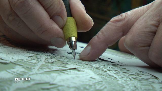 Rencontre avec Doris Henchoz, découpeuse de papier