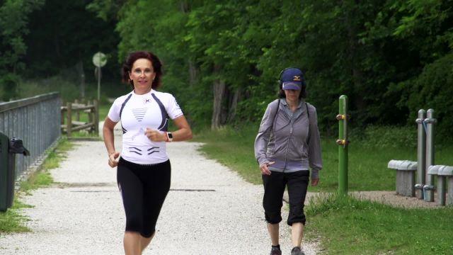 Running en montagne et trails