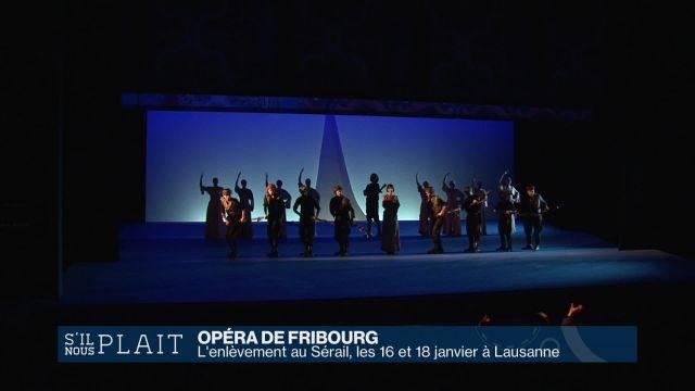 L'opéra de Fribourg plus que jamais dans l'actualité
