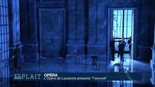 L'Opéra de Lausanne présente