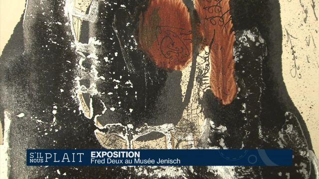 Le Musée Jenisch présente Fred Deux