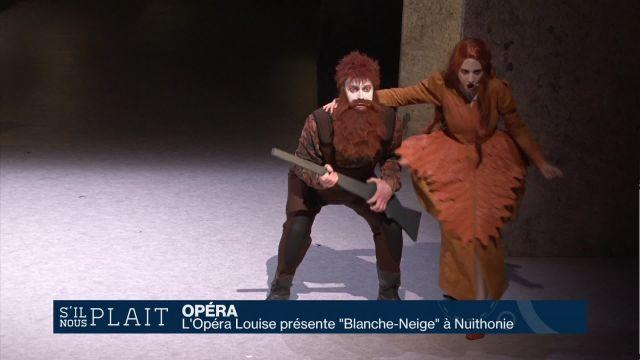 L'Opéra Louise présente