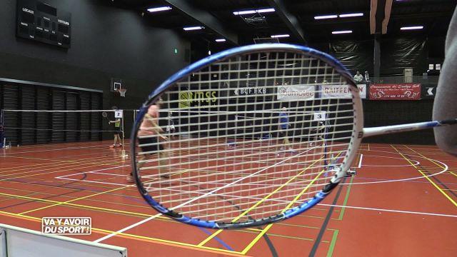 Badminton: des championnats fribourgeois pour le BC Glâne