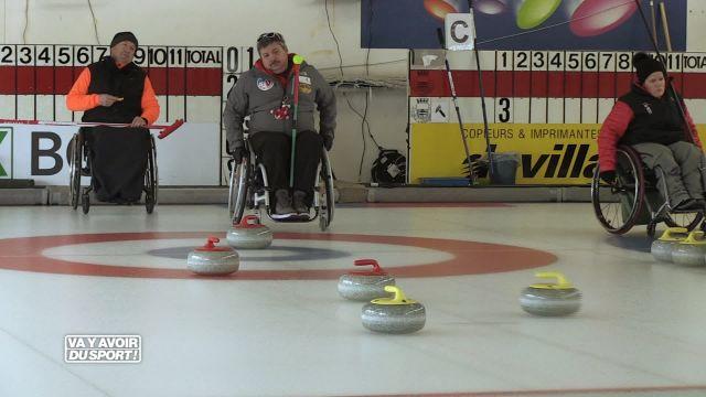 Championnats de Suisse de curling en fauteuil roulant