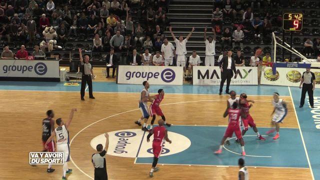 Basket : Fribourg se qualifie pour la finale de la coupe