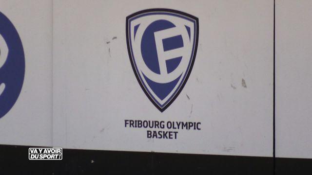 La rencontre entre FR Olympic et Lugano Tigers repoussée