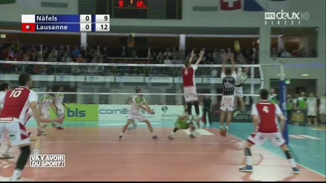 Le LUC Volleyball s'incline en finale de coupe de Suisse