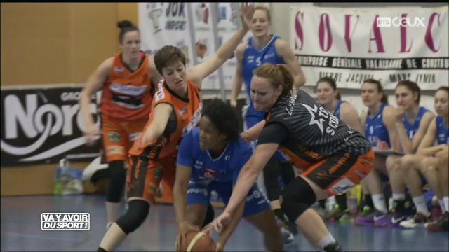 Hélios Basket bat Elfic Fribourg 62-43 et devient champion