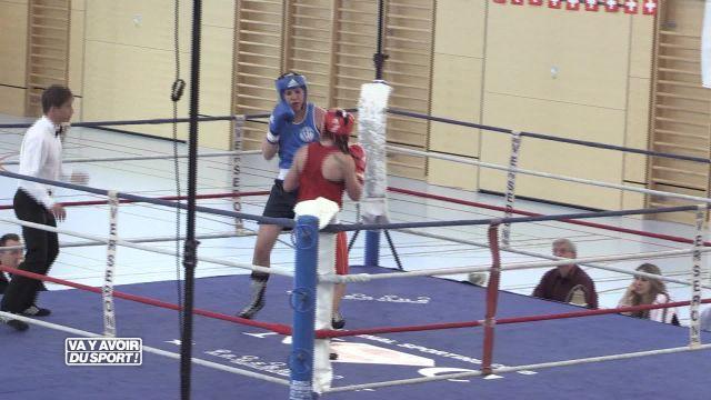 Championnats romands de boxe 2016 à Lausanne