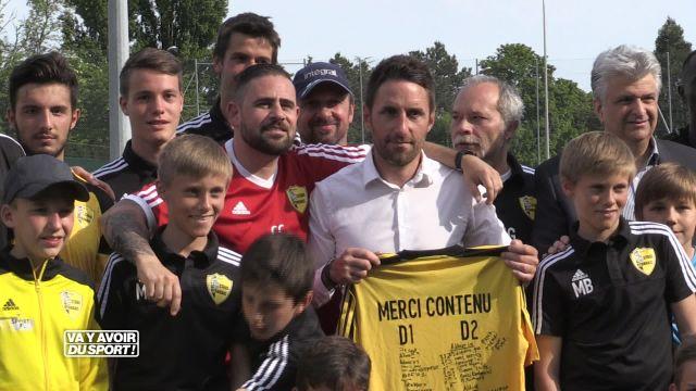 Football : Le Stade Nyonnais tire le bilan sur sa saison