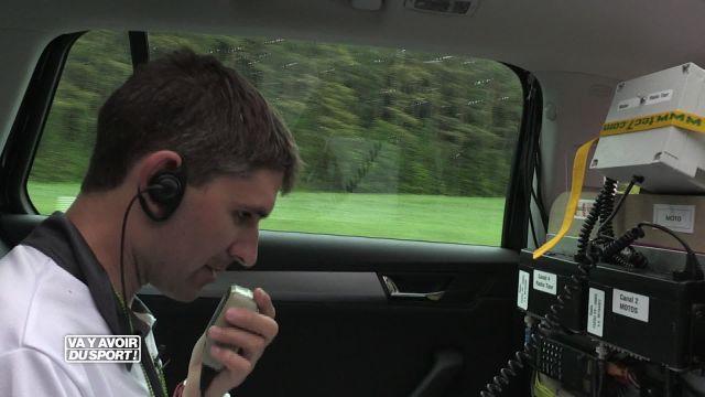 Steve Bovay, la voix du Tour du Pays de Vaud