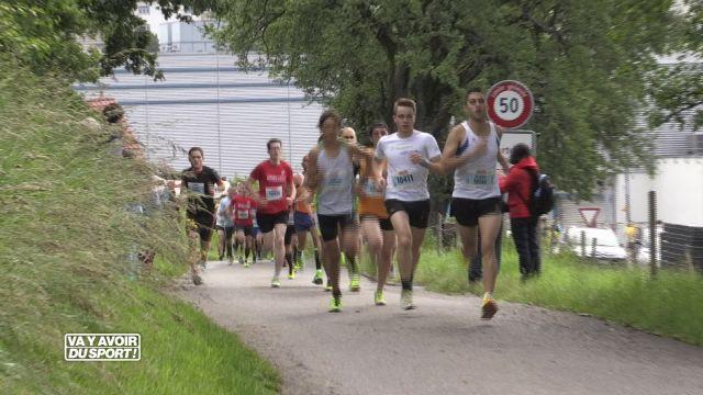Succès populaire pour le semi-marathon de Fribourg