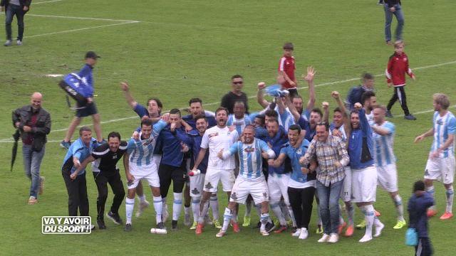 Stade Lausanne Ouchy échoue dans la lutte pour la promotion