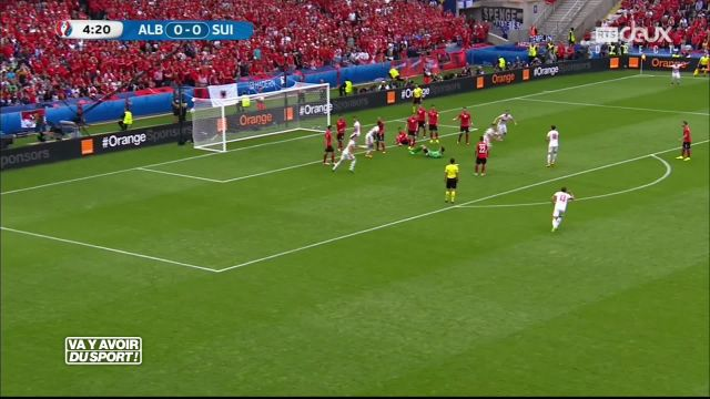 La Fan Zone d'Yverdon a vibré lors de Suisse-Albanie