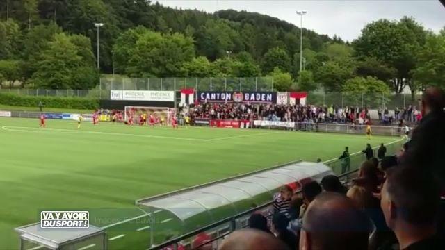 Le FC Bavois est promu en Promotion League