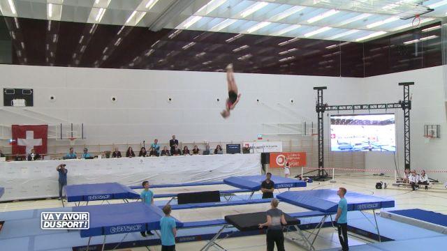 Aucun trampoliniste suisse ne sera présent à Rio