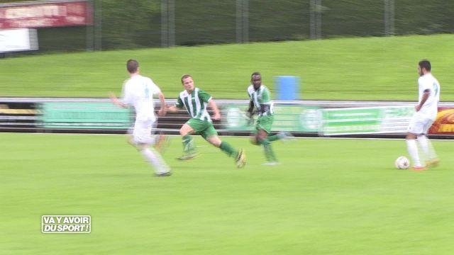 L'Euro des footballeurs amateurs se jouait à Nyon