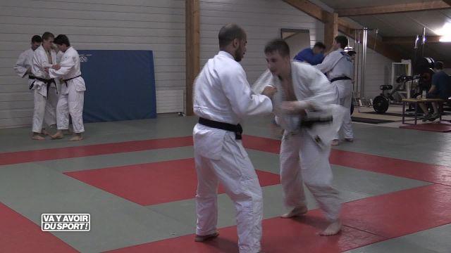 Ludovic Chammartin prépare les prochains Jeux Olympiques