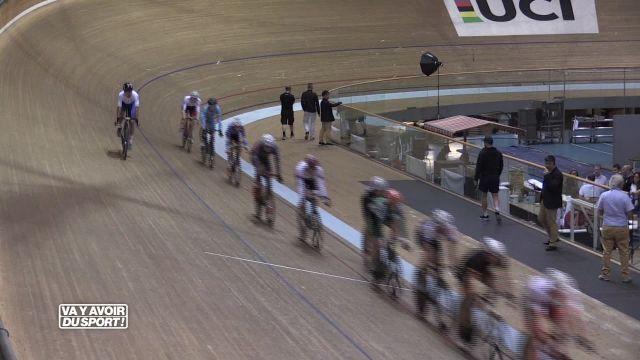 Daniel Gisiger, l'homme à tout faire du cyclisme sur piste