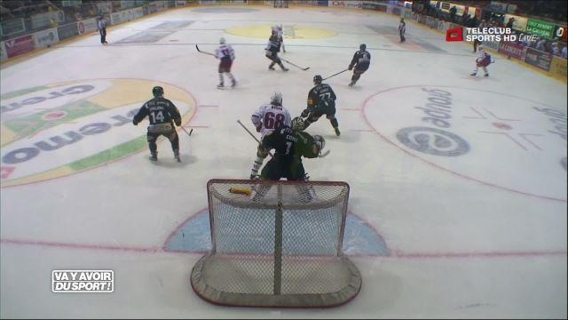 Hockey : Lausanne rentre victorieux de Fribourg 5-3