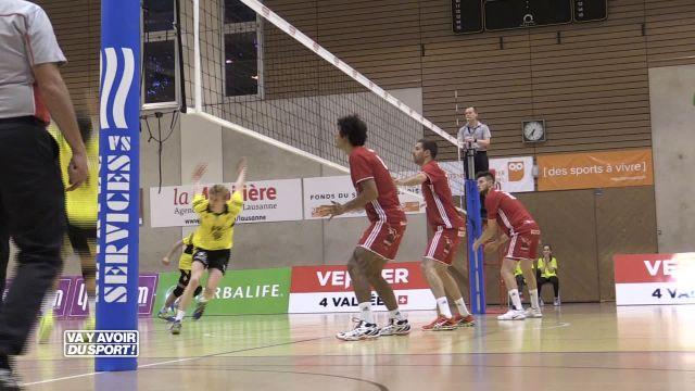 Volley : Départ raté pour le LUC pour ses débuts à domicile