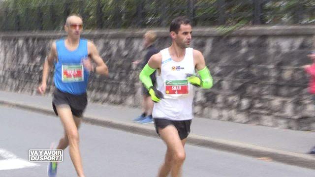Larges victoires au Lausanne Marathon 2016