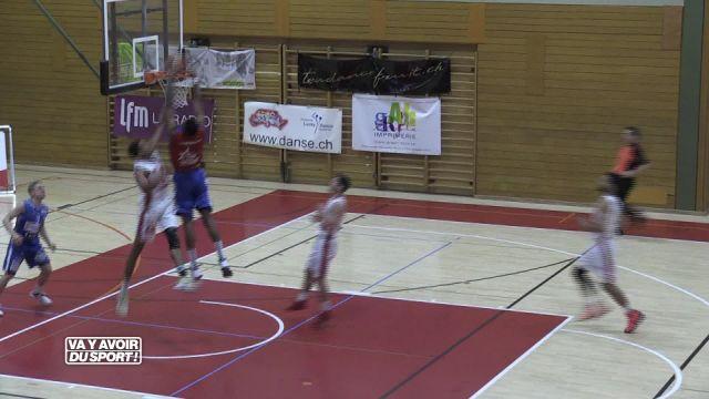 Basket : Fribourg s'impose de justesse 76-74 face à Lausanne
