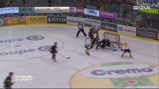 Hockey : Fribourg s'incline face à Zoug 4-0 à domicile