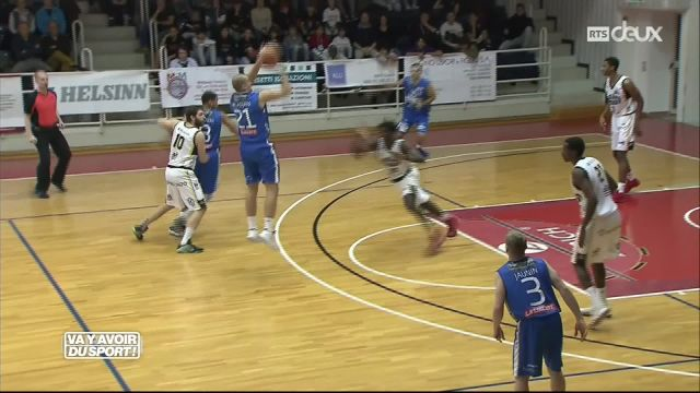 Fribourg Olympic s'impose à Lugano 71-54