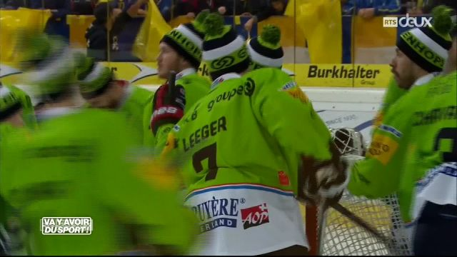 Hockey : Fribourg s'incline 5-3 à Davos