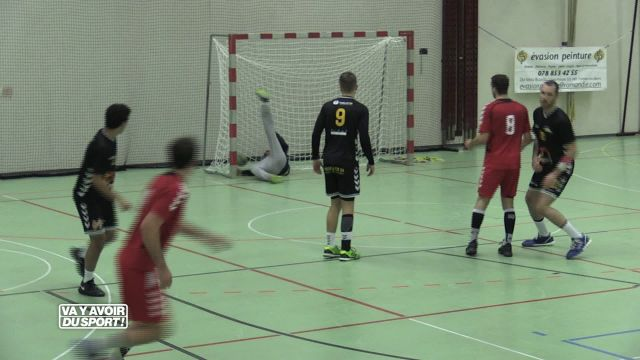 Handball : L'omniprésence des clubs vaudois en 1ère Ligue