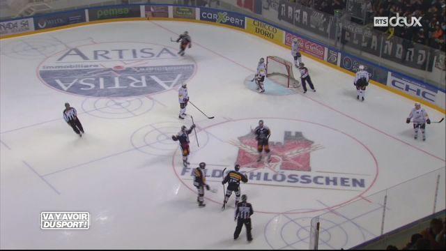 Gottéron sombre 8-1 à Lugano