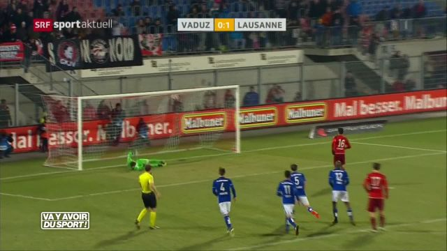 Football : Lausanne se fait voler 2 points par l'arbitre