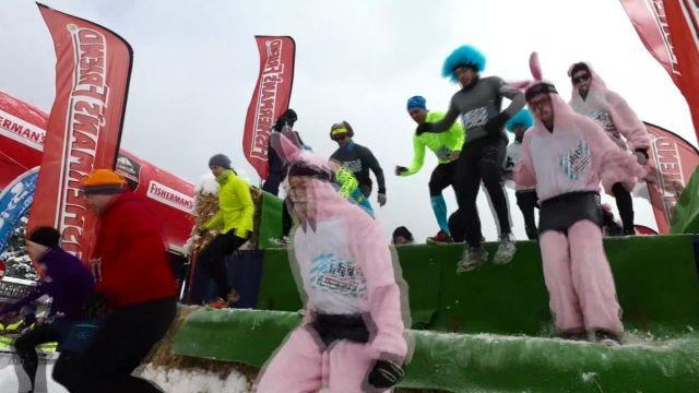 StrongmanRun Winter Edition à Villars-sur-Ollon