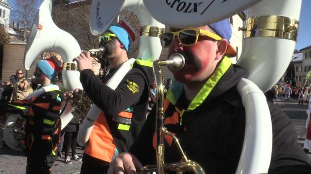 Cortège du Carnaval de Ste-Croix