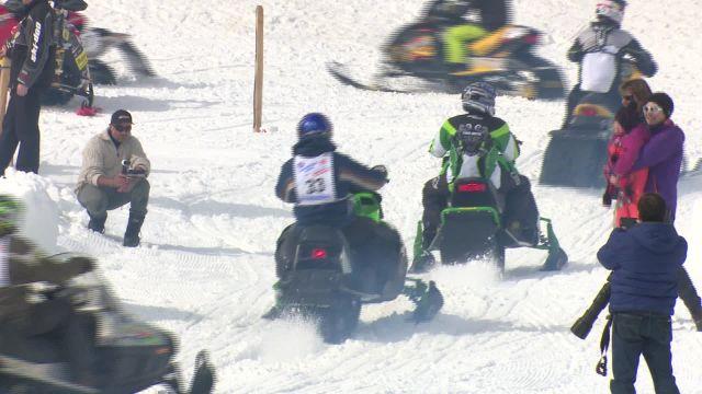 Championnats suisses de Snowcross aux Mosses