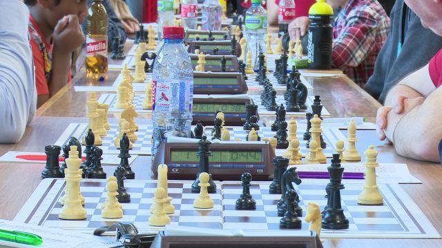 Tournois fédéral d'échecs à Payerne
