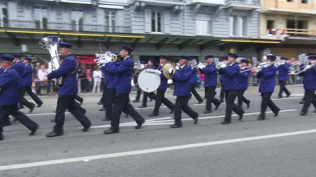 Fête Fédérale de Musique à Montreux