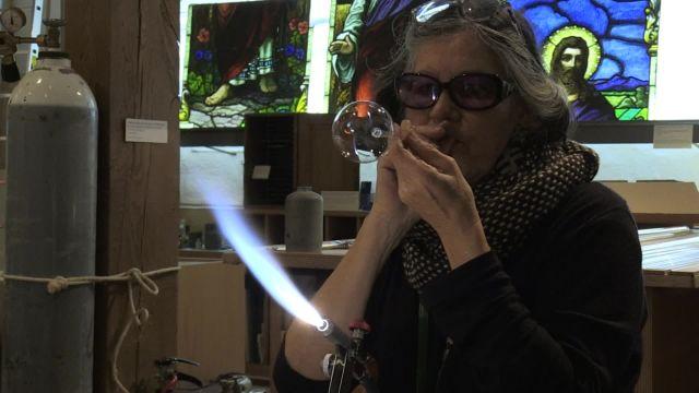 Initiation aux arts du verre à Romont