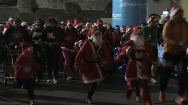 Christmas Midnight Run de Lausanne