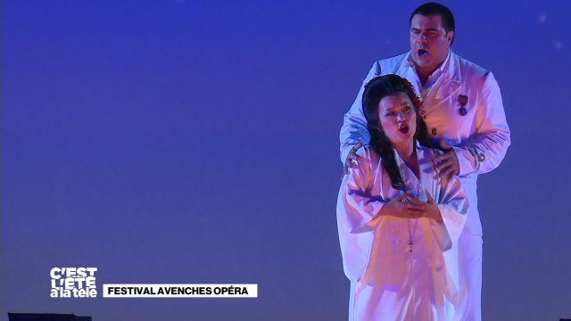 L'été se célèbre au Festival Avenches Opéra