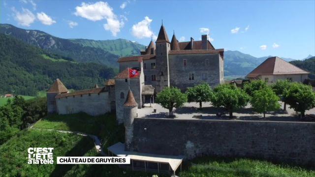 Le château de Gruyères accueille