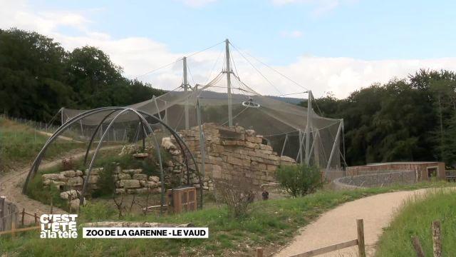 La Télé fait son cirque au zoo de La Garenne
