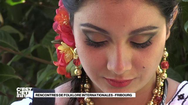 L'été se célèbre aux Rencontres de Folklore internationales
