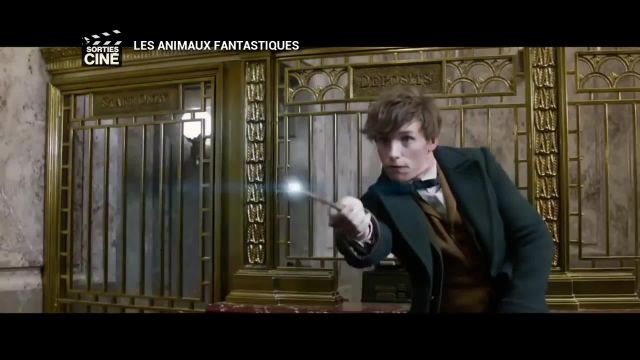 La «préquelle» de la saga Harry Potter débarque au cinéma !