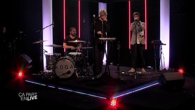Koqa Beatbox part en live !